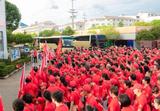 """热烈祝贺""""逐百年梦,创好未来""""——晨龙锯床集团21周年庆活动隆重举行!"""