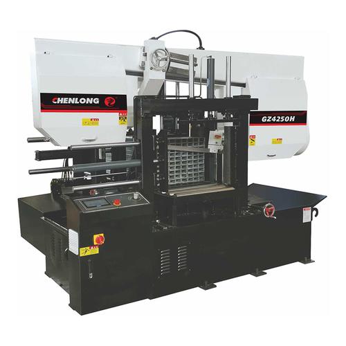 型材专用自动卧式带锯床-GZ4250H