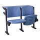 平面阶梯教学椅系列-FX-1150