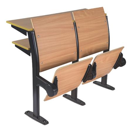平面阶梯教学椅系列-FX-1086