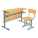 雙人課桌椅-FX-0148