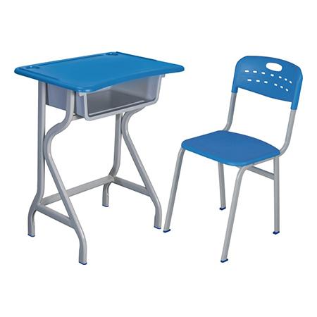 塑料新款课桌椅-FX-0289