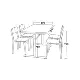 休閑培訓椅係列 -FX-5390