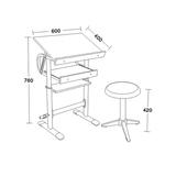 美術桌閱覽桌係列 -FX-5128