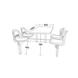 餐桌係列 -FX-6360