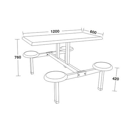 餐桌係列-FX-6210