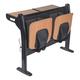 平面阶梯教学椅系列-FX-1125