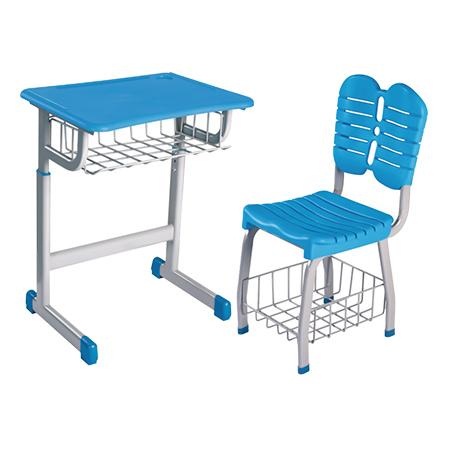 塑料新款课桌椅-FX-0350