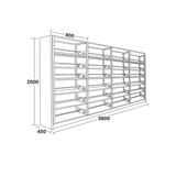 書架、期刊架係列 -FX-5380