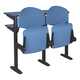 平面阶梯教学椅系列-FX-1108