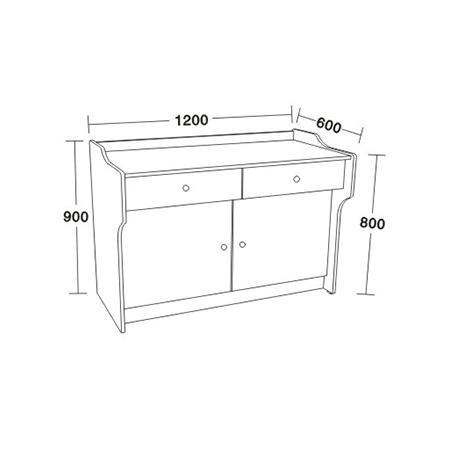 讲台/电脑桌系列-FX-3300