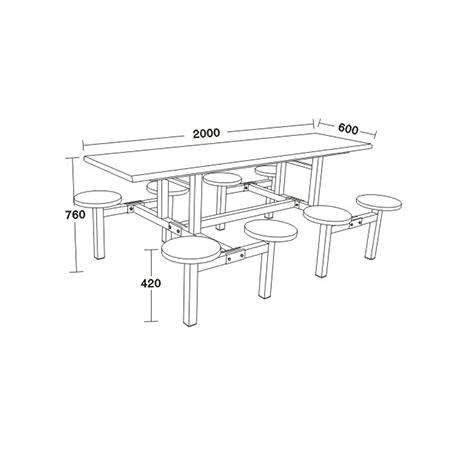 餐桌係列-FX-6390