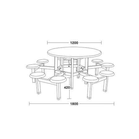 餐桌係列-FX-6496