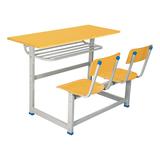 双人课桌椅 -FX-0150