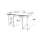 讲台/电脑桌系列 -FX-3260