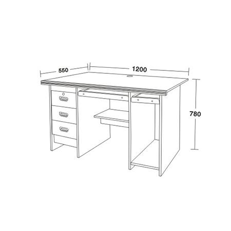 讲台/电脑桌系列-FX-3260