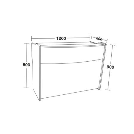 讲台/电脑桌系列-FX-3280