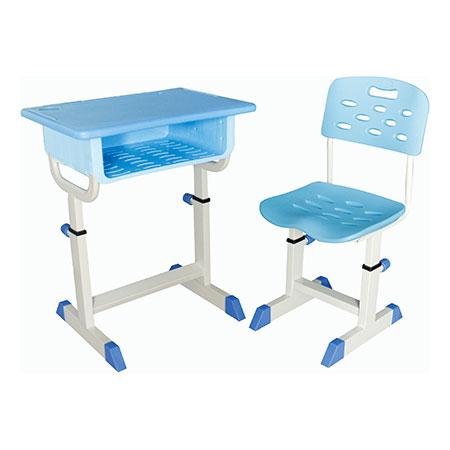 塑料新款课桌椅-FX-0362