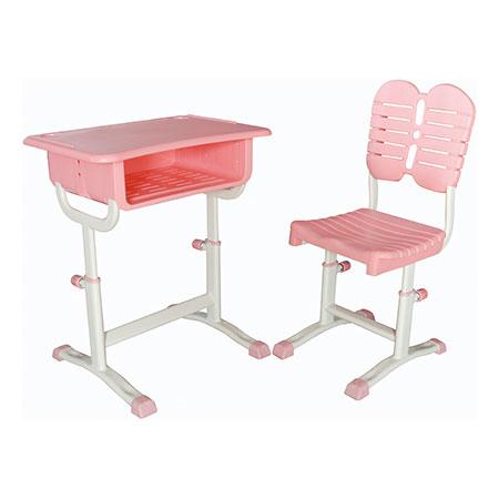 塑料新款课桌椅-FX-0270