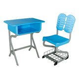 塑料新款课桌椅 -FX-0310