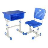 塑料新款课桌椅 -FX-0345