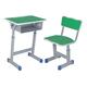 塑料包邊麵課桌椅-FX-0160