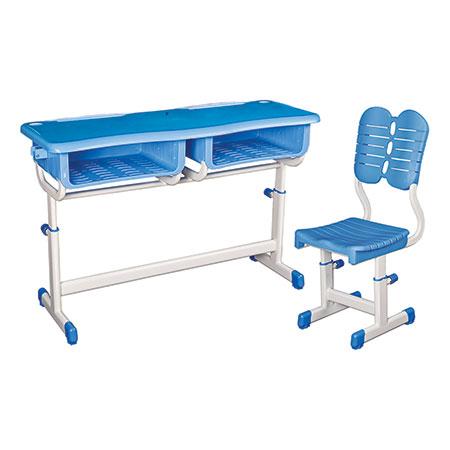 塑料新款課桌椅-FX-0390