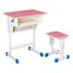 專利鐵皮包邊麵課桌椅-FX-0119