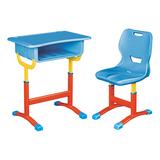 铝合金包边课桌椅 -FX-0269