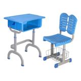 塑料新款课桌椅 -FX-0325