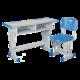 雙人課座椅-FX-0200