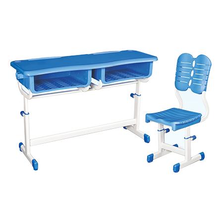雙人課座椅-FX-0400