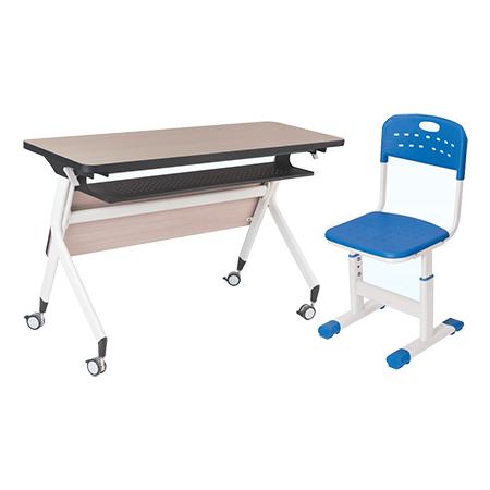 雙人課座椅-FX-0450