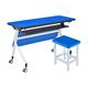 雙人課桌椅-FX-0450