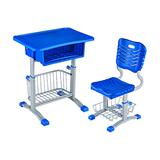 塑料新款课桌椅 -FX-0290