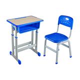 塑料包边面课桌椅 -FX-0158