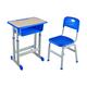 塑料包邊麵課桌椅-FX-0158