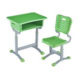 塑料新款课桌椅 -FX-0220