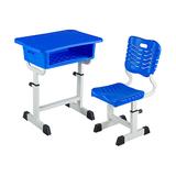 塑料新款课桌椅 -FX-0258