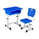 塑料新款课桌椅-FX-0258
