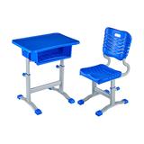 塑料新款课桌椅 -FX-0230