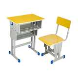多層板麵課桌椅 -FX-0088
