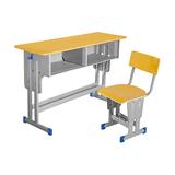 雙人課桌椅 -X-0156