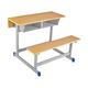 雙人課桌椅-FX-0195