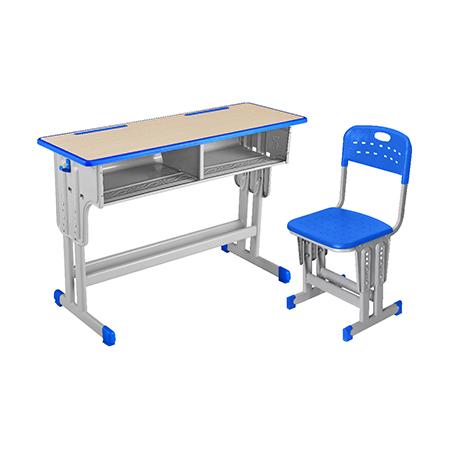 雙人課桌椅-FX-0200