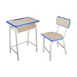 塑料包邊麵課桌椅 -FX-0138