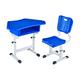 塑料新款课桌椅-FX-0288