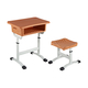 塑料新款課桌椅-FX-0195