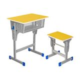 多層板麵課桌椅 -FX-0065