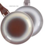 双色陶瓷煎盘 -HFR-01